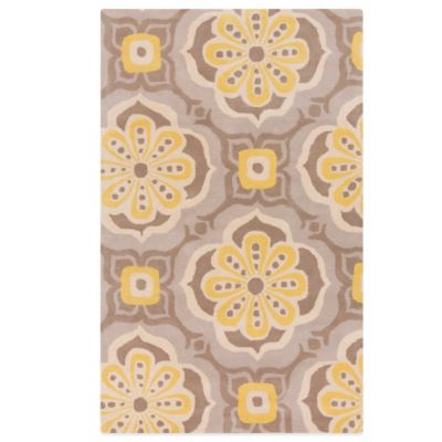 Style Statements Jarman 8-Foot x 11-Foot Area Rug in Taupe