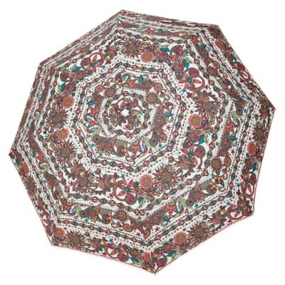Sakroots Artist Circle Umbrella in Natural Spirit Desert