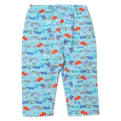 Zutano® Size 12M Le Chien Pant in Blue