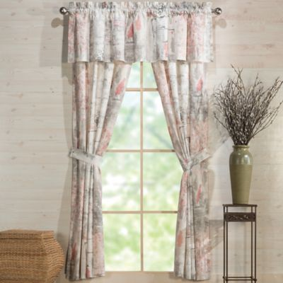 Under the Canopy® Lover Organic Cotton Window Valance