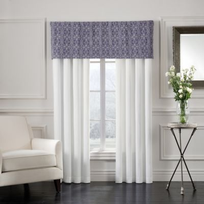 Sonoma 61-Inch Quilted Window Valance