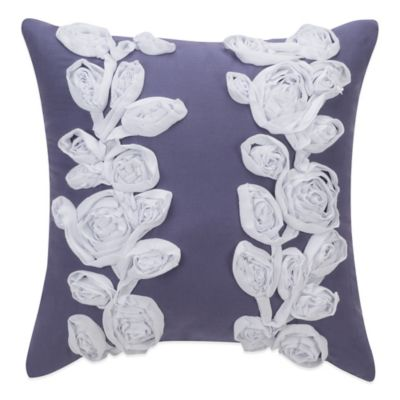 Sonoma Floral Square Throw Pillow