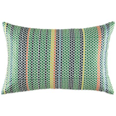 KAS® Lima Salvador Oblong Throw Pillow in Lime