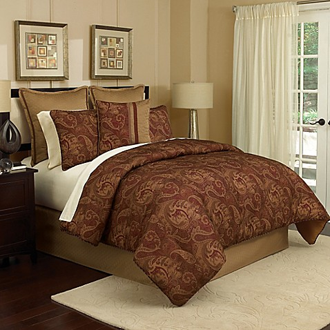 Buy Croscill 174 Mandalay King Comforter Set From Bed Bath