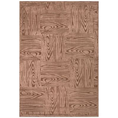 Jaipur Fables Engrain 2-Foot x 3-Foot Area Rug in Taupe/Grey