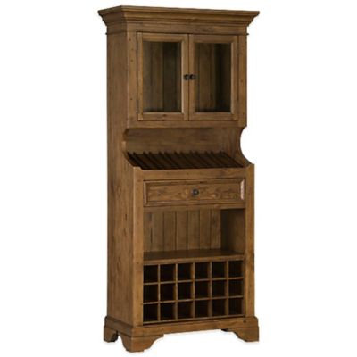 Wine Cabinet in Kitchen