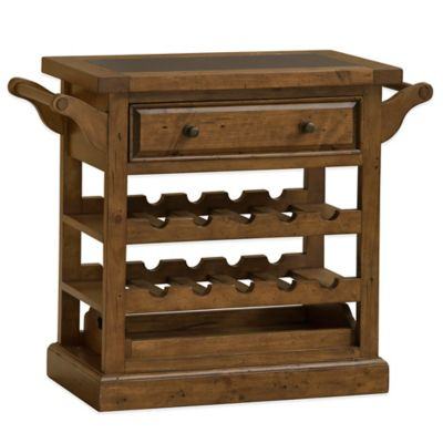 Hillsdale Tuscan Retreat® Wine Trolley Cart