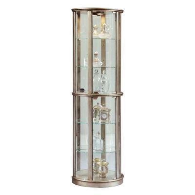Lighted Glass Shelves