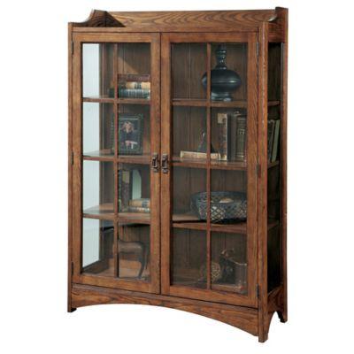 Pulaski Bentley Bookcase Curio