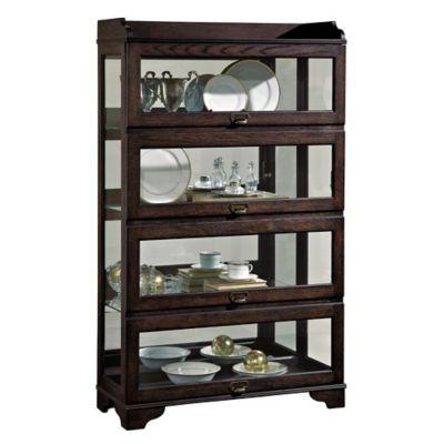 Brown Curio Cabinets