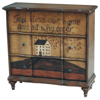 Pulaski Painted Accent Chest