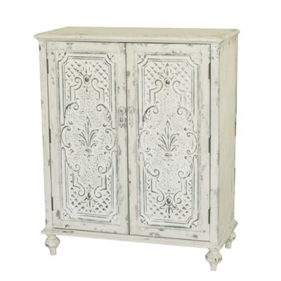 Pulaski Accent Chest in White