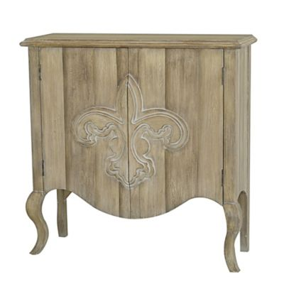 Pulaski Capri Hall Chest in Beige