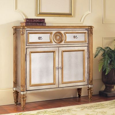 Pulaski Mirrored Hall Chest