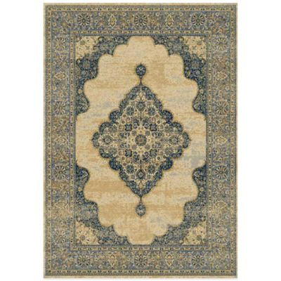 Navy Traditional Rugs