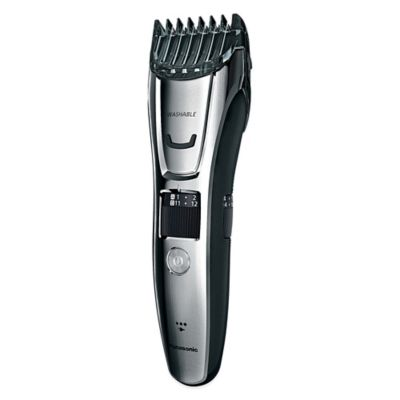 Panasonic Men's All-in-One Electric Trimmer in Silver