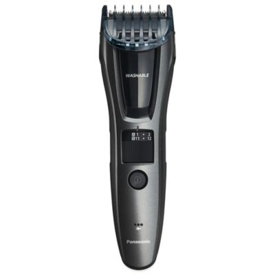 Panasonic Men's All-in-One Electric Trimmer in Black