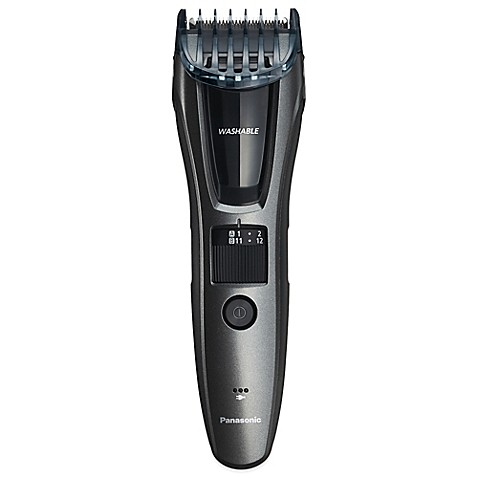 panasonic men 39 s all in one electric trimmer in black www. Black Bedroom Furniture Sets. Home Design Ideas