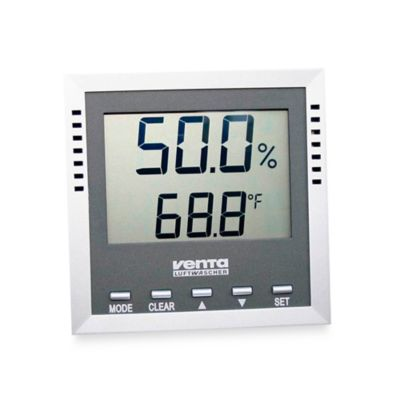 Hygrometer Indoor Humidity