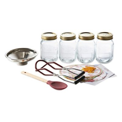 Kilner® 10-Piece Preserving Starter Set