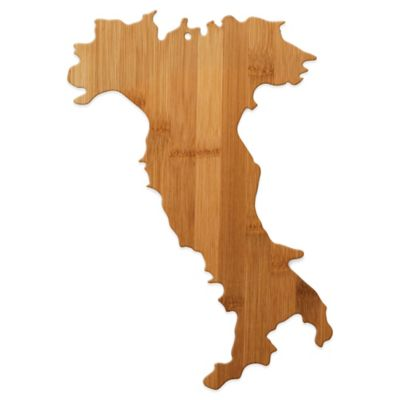 Totally Bamboo Italy Cutting/Serving Board