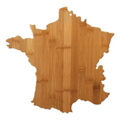 Totally Bamboo France Cutting Board