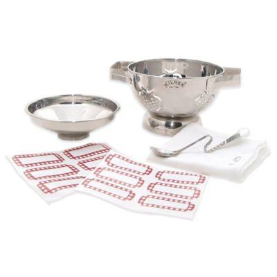 Kilner® 5-Piece Canning Starter Set