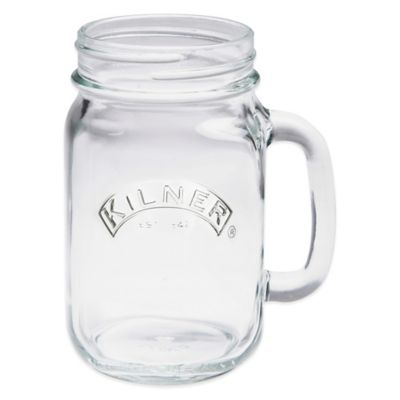 Kilner® 13.5 oz. Handled Clear Jar