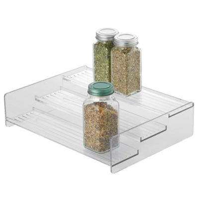 InterDesign® Cabinet Binz™ 3-Tier Spice Rack