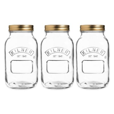 Kilner Canning Jars