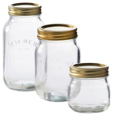 34 Oz. Preserve Canning Jar