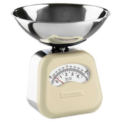 Typhoon® Novo Food Scale in Red