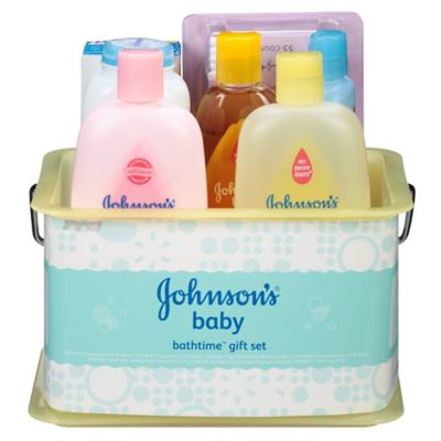 Johnson's® Bathtime Giftset