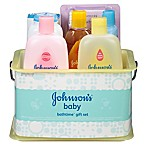 Johnson and Johnson® Bathtime Gift Set