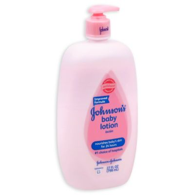 Johnson & Johnson® 27 oz. Baby Lotion