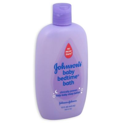 Johnson & Johnson® 15 oz. Bedtime Bath®