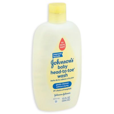 Johnson Baby Wash