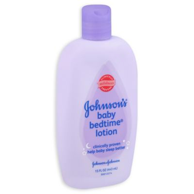 Johnson Bedtime Lotion