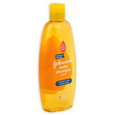 Johnson & Johnson® 15 oz. Baby Shampoo