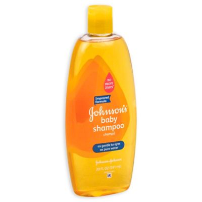Johnson & Johnson® 20 oz. Baby Shampoo