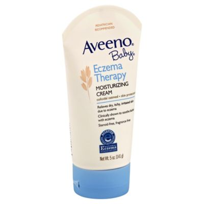 AVEENO® 5 oz. Baby Eczema Therapy Moisturizing Cream