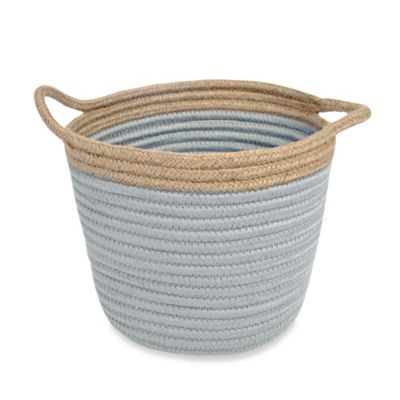 Lamont Home Jayden Round Utility Basket