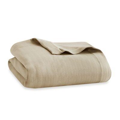 Sage Cotton Blanket