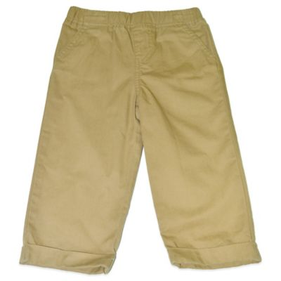 Charlie Rocket™ Size 3T Twill Pant in Khaki