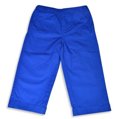 Charlie Rocket™ Size 3T Twill Pant in Blue