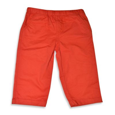 Size 12M Twill Pant in Red