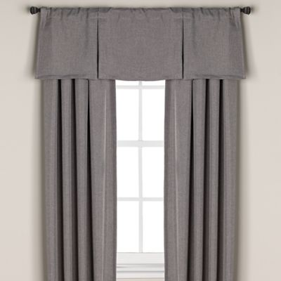 Grey Curtain Panels