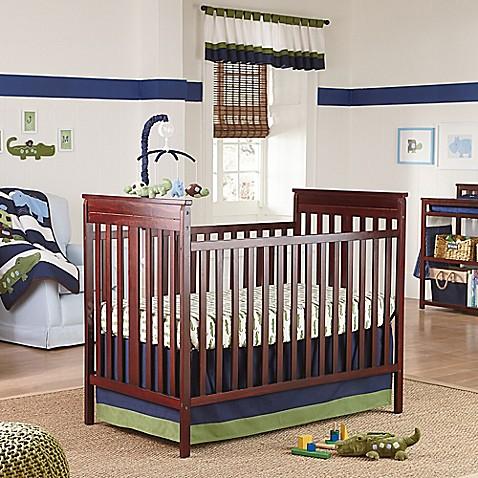 Alligator Blues Baby Crib Bedding By Nojo