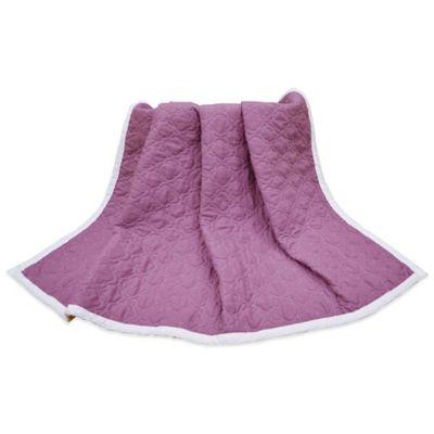The Peanut Shell® Zoe Quilted Cotton Blanket