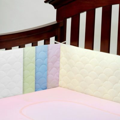 Pink and Cream Crib Open Stock Bedding